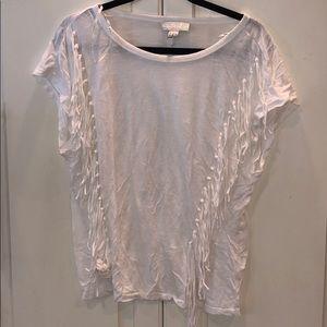 Fringe Boho Tee Shirt